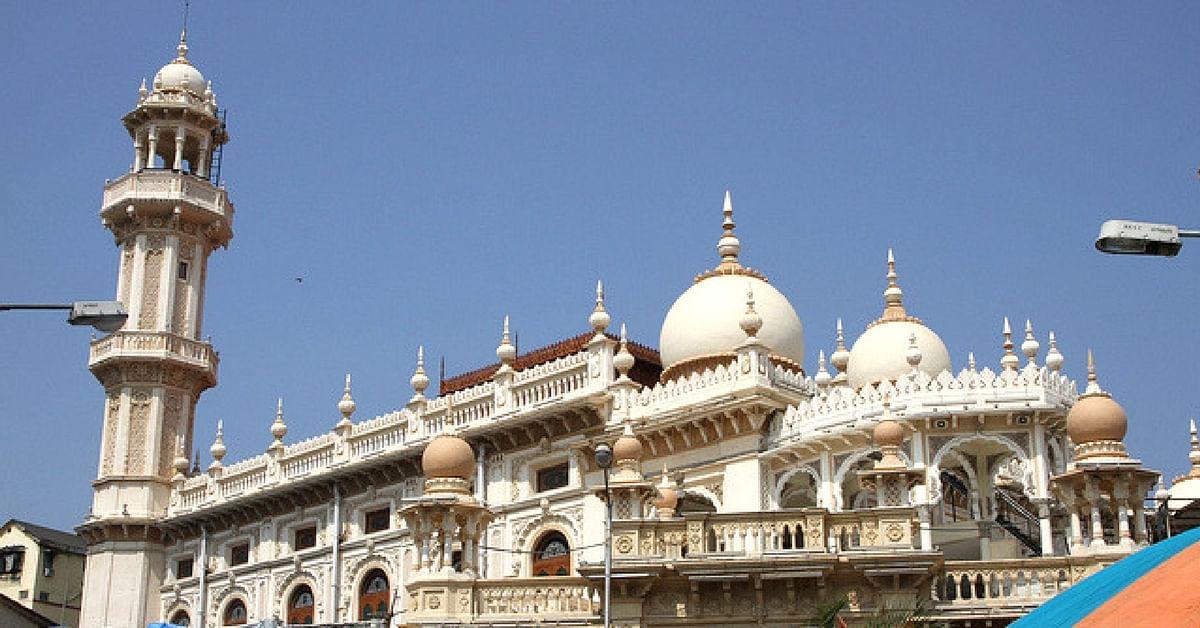 जामा मस्जिद, Jama Masjid one of the tourist places in mumbai